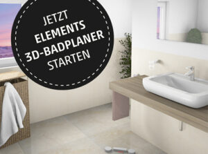ELEMENTS 3D-Badplaner